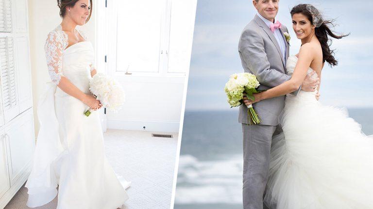 Menyasszonyi ruha régen és ma
